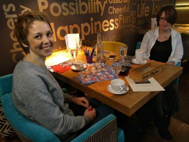 Интервью с Наталией Франкель
