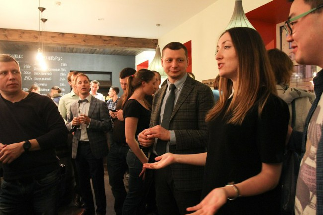 Встреча Travel Massive в Санкт-Петербурге для специалистов из туристической индустрии